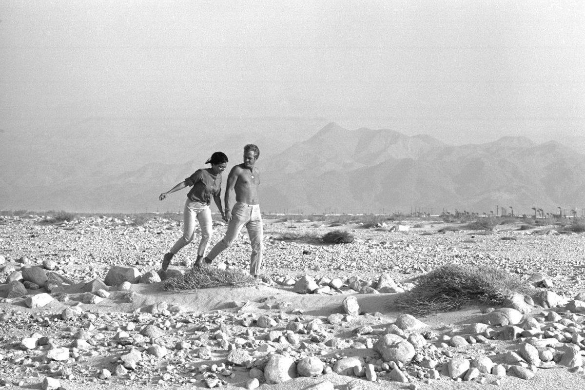 Steve McQueen - John Dominis (1963) target practice 03