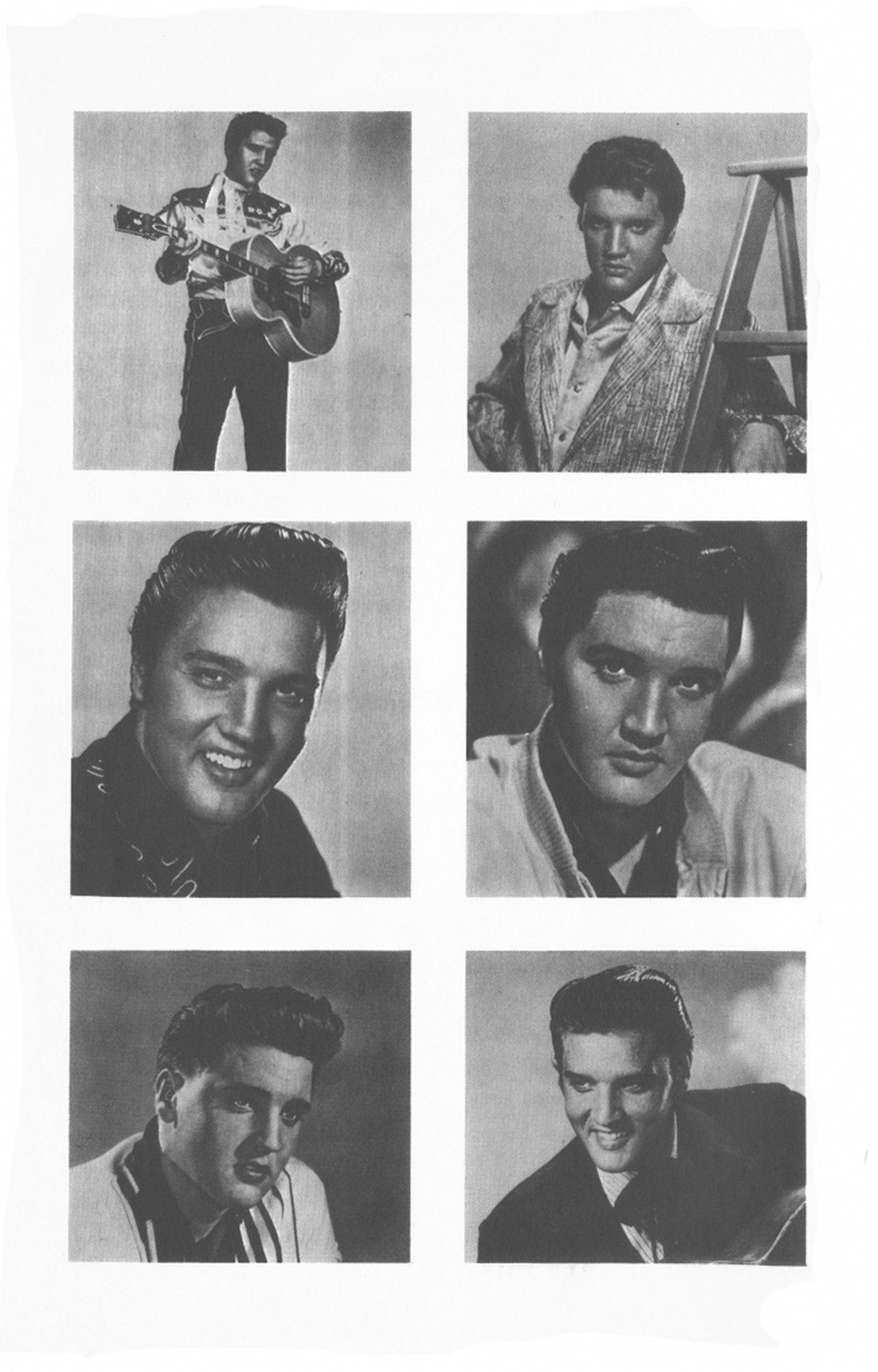 Strictly Elvis No. 1 May 1968 04