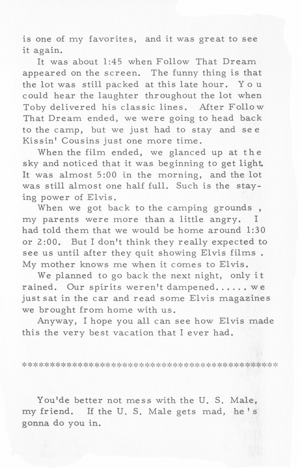 Strictly Elvis No. 1 May 1968 17