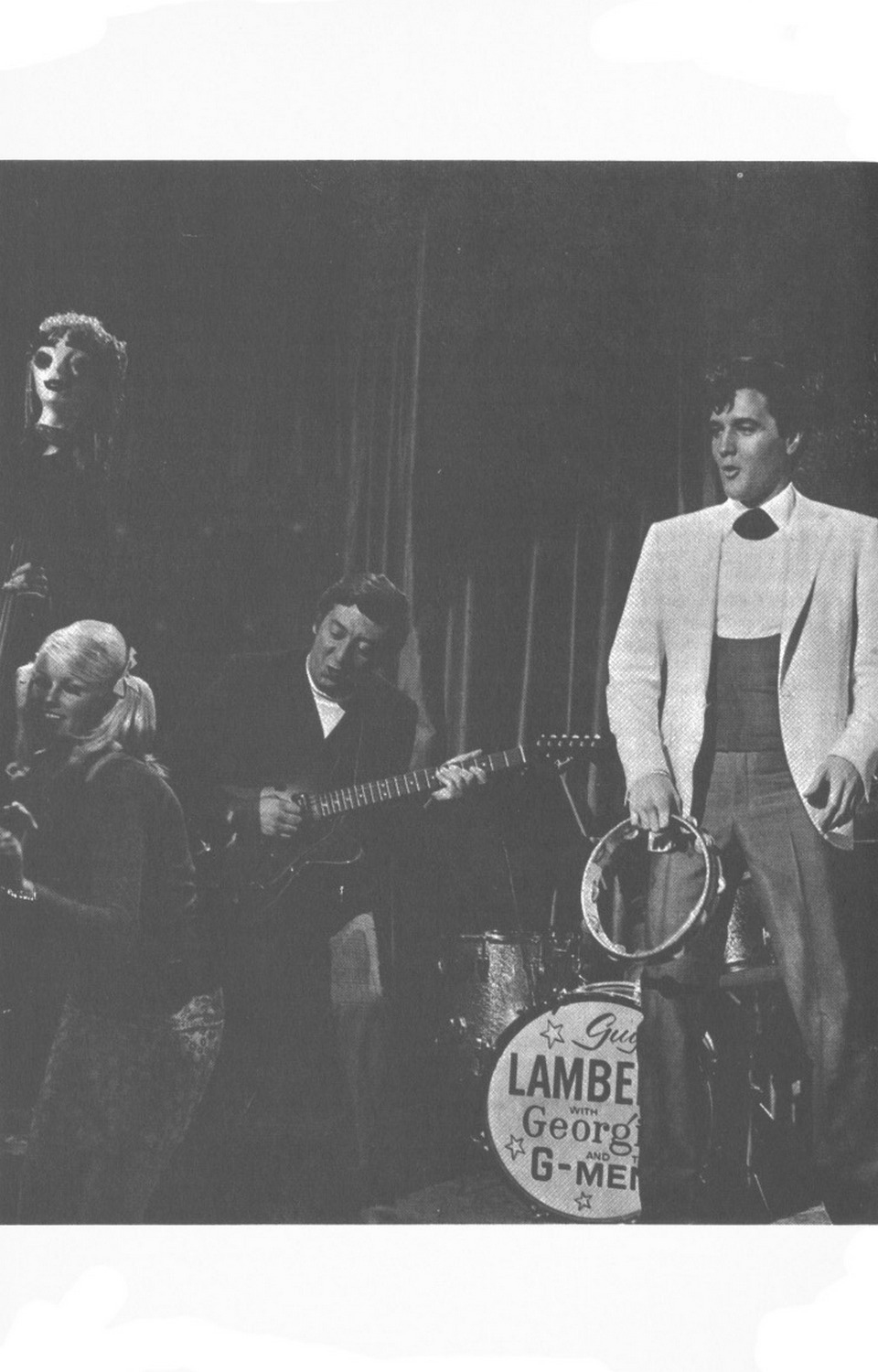 Strictly Elvis No. 1 May 1968 24