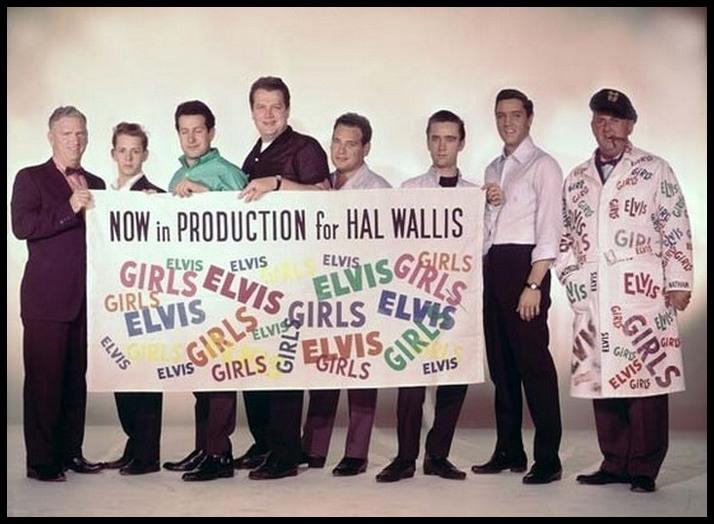 1962 Girls! Girls! Girls! 1