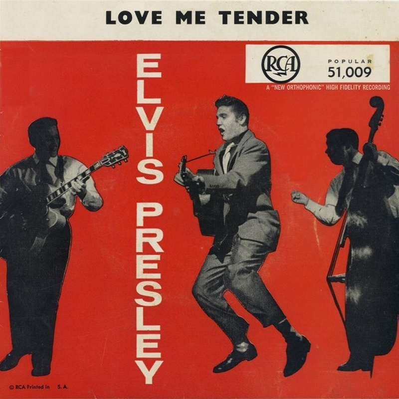 51,009 Love Me Tender (South Africa)