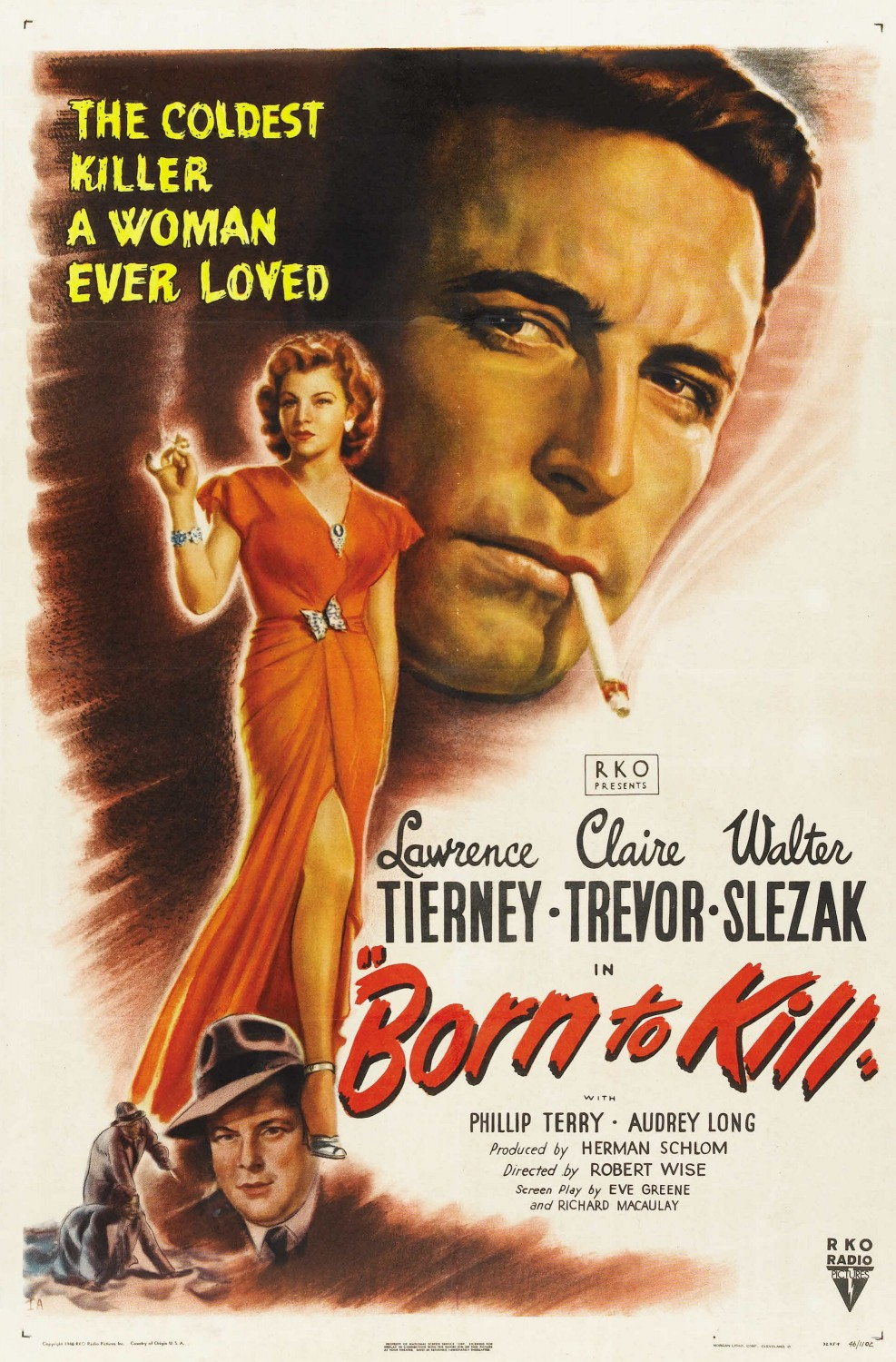 Born to Kill (1946)