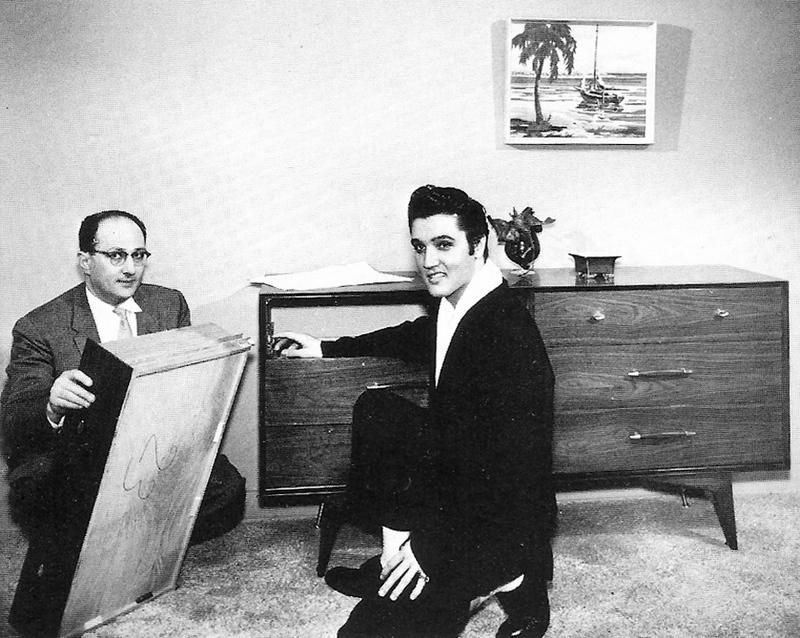 Elvis Hungerford shoot December 1956 (303) (Elvis World)