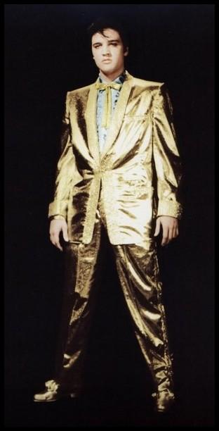 Gold Suit 2