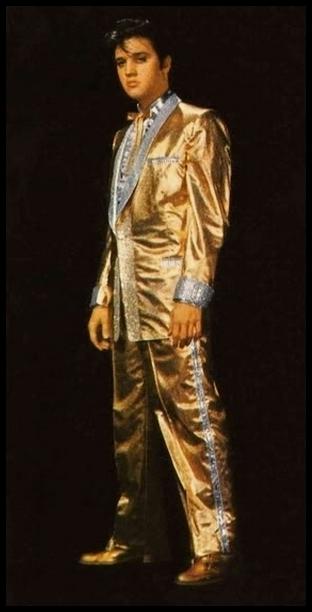Gold Suit 6