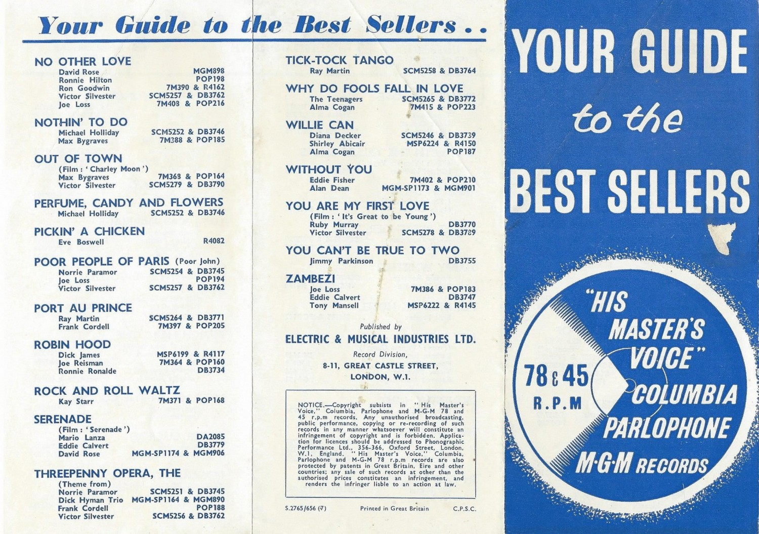 HMV Your Guide To Best Sellers 1956-06 (Alan White) 01
