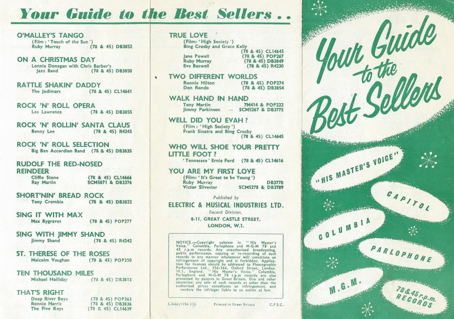 HMV Your Guide To Best Sellers 1956-11 (Alan White) 01