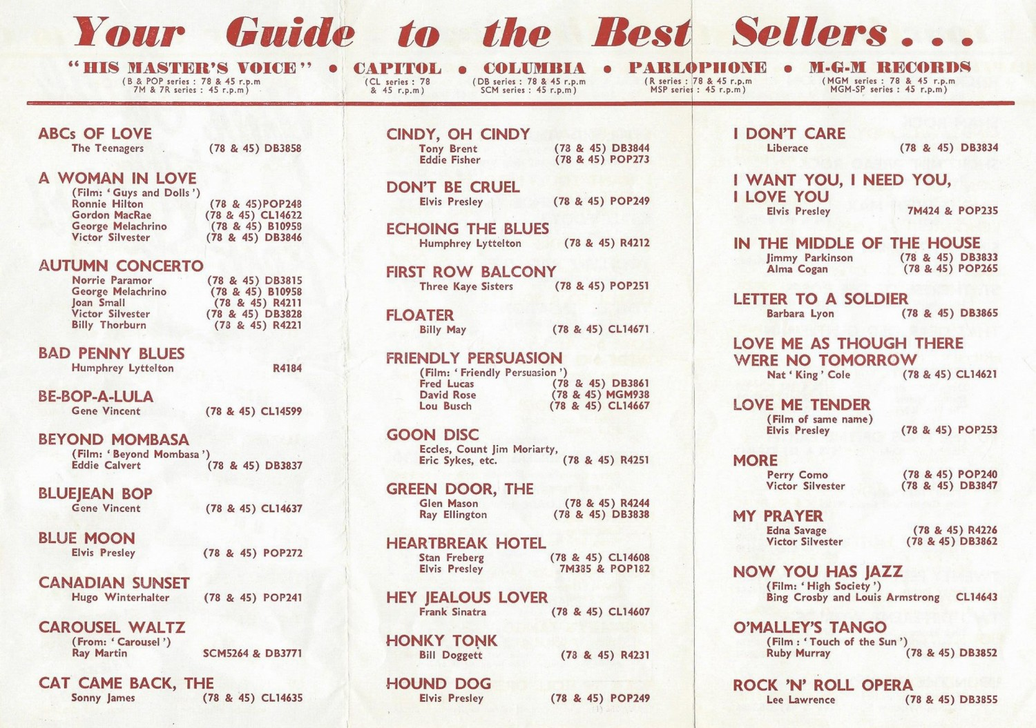 HMV Your Guide To Best Sellers 1956-12 (Alan White) 02