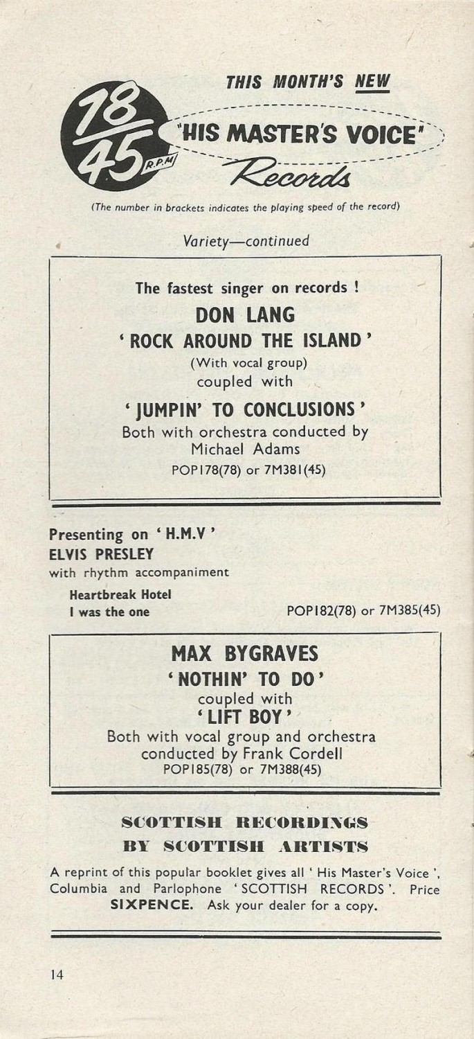 HMV pamphlet 1956-03 (Alan White) 02