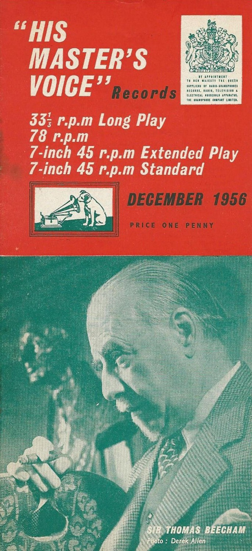 HMV pamphlet 1956-12 (Alan White) 01