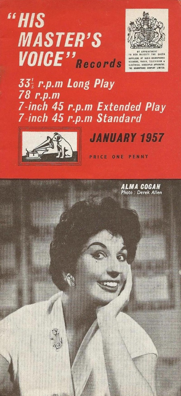 HMV pamphlet 1957-01 (Alan White) 01