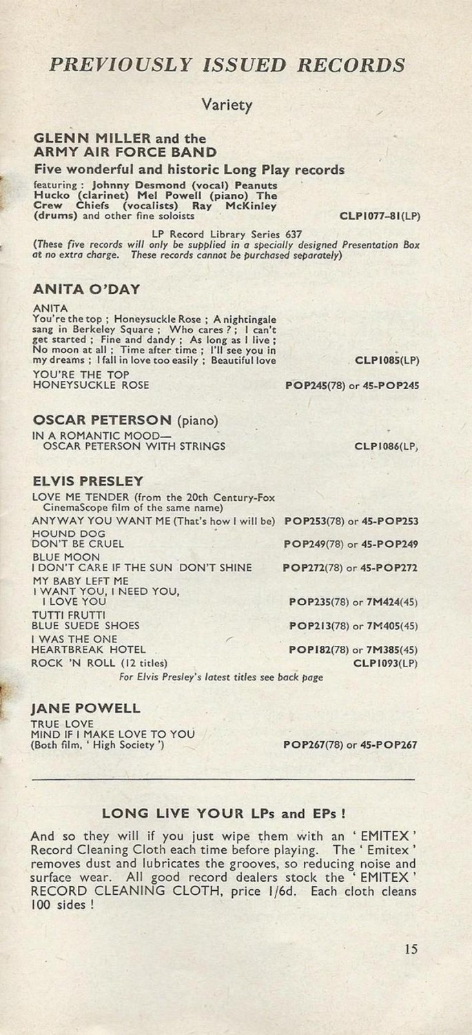HMV pamphlet 1957-01 (Alan White) 04