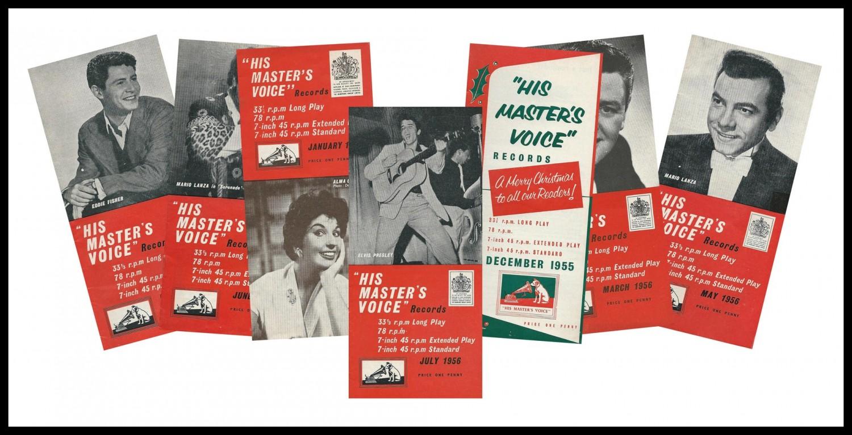 HMV pamphlets TOP (Alan White)