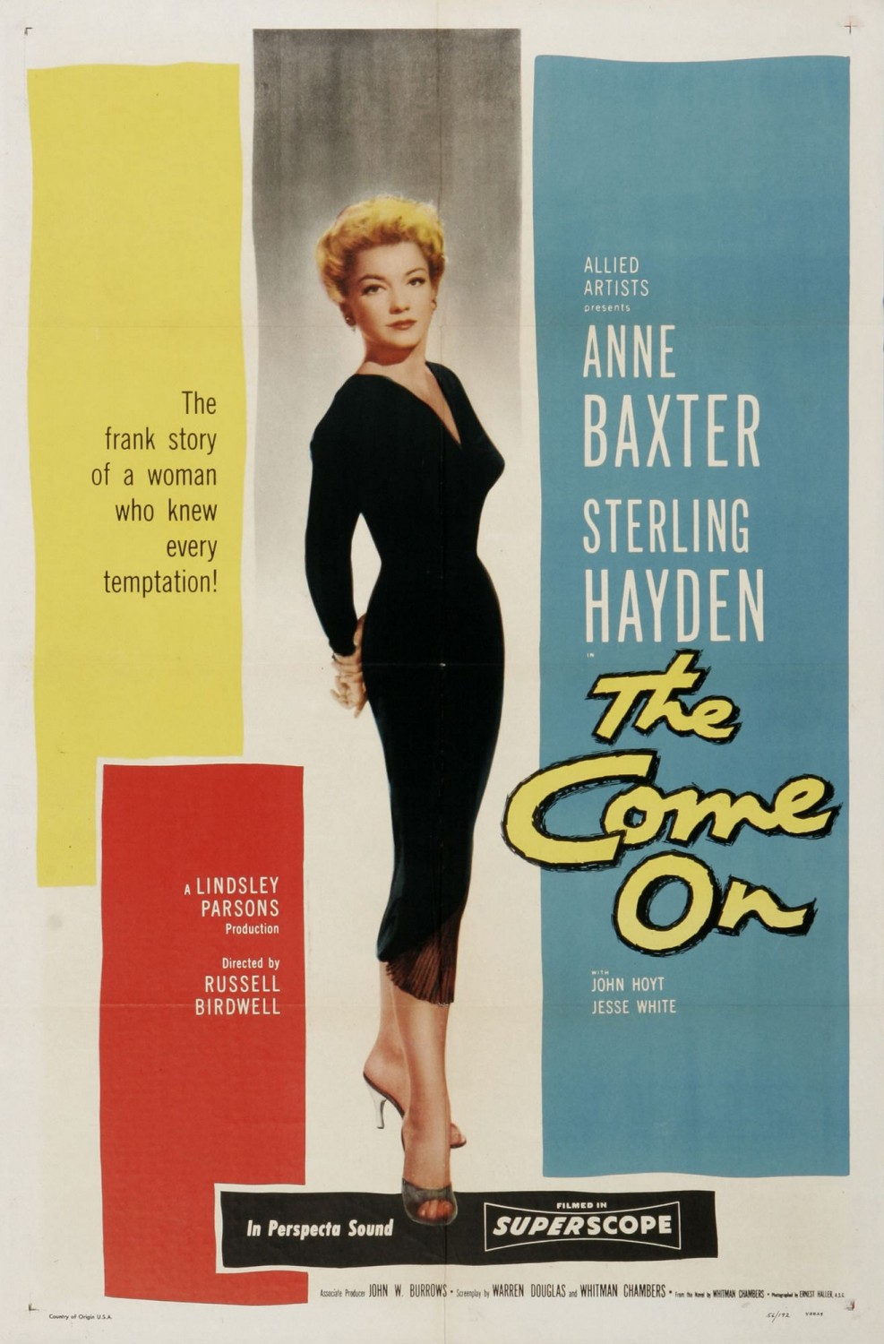 The Come On (1956)