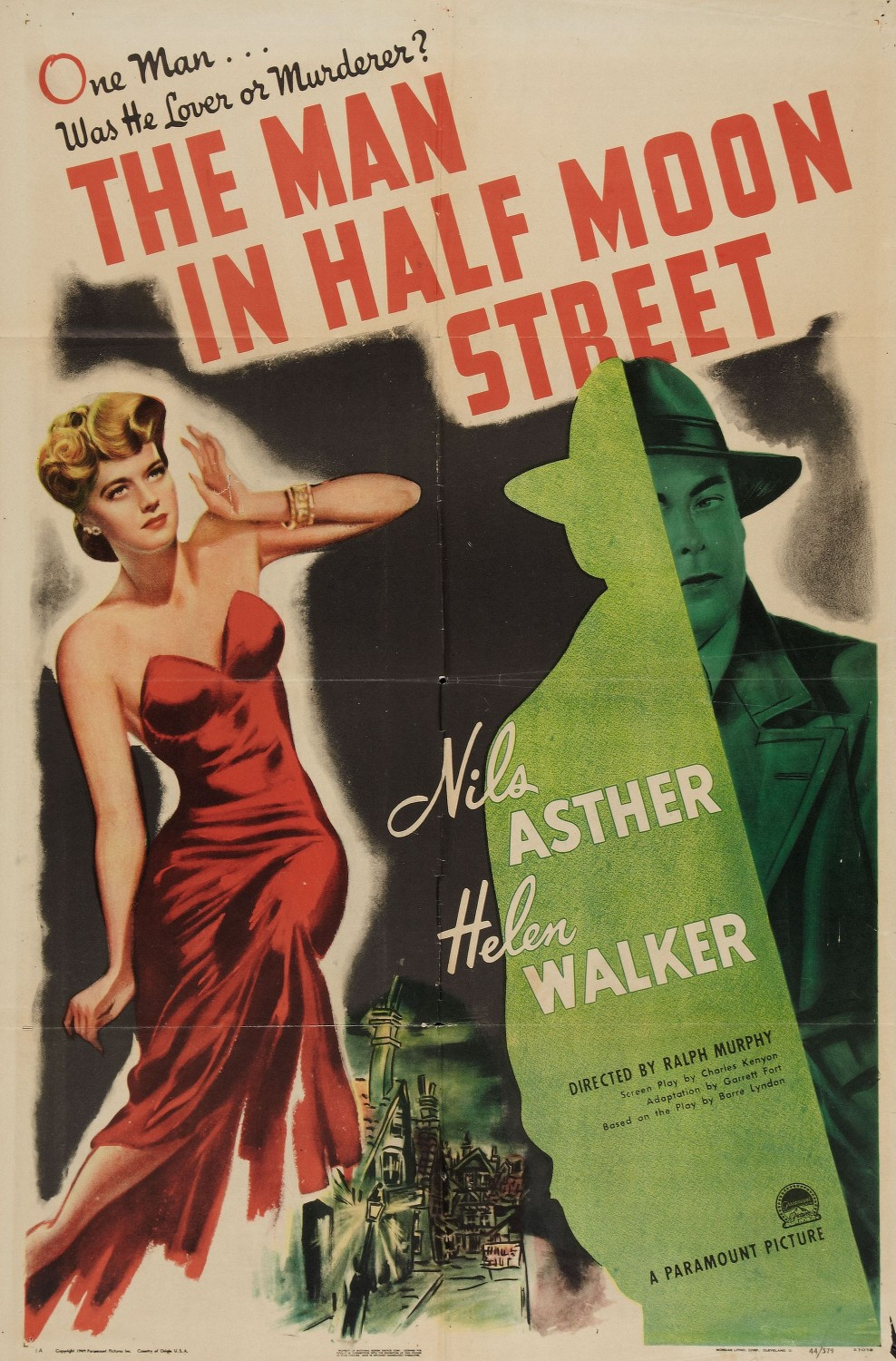 The Man in Half Moon Street (1944)