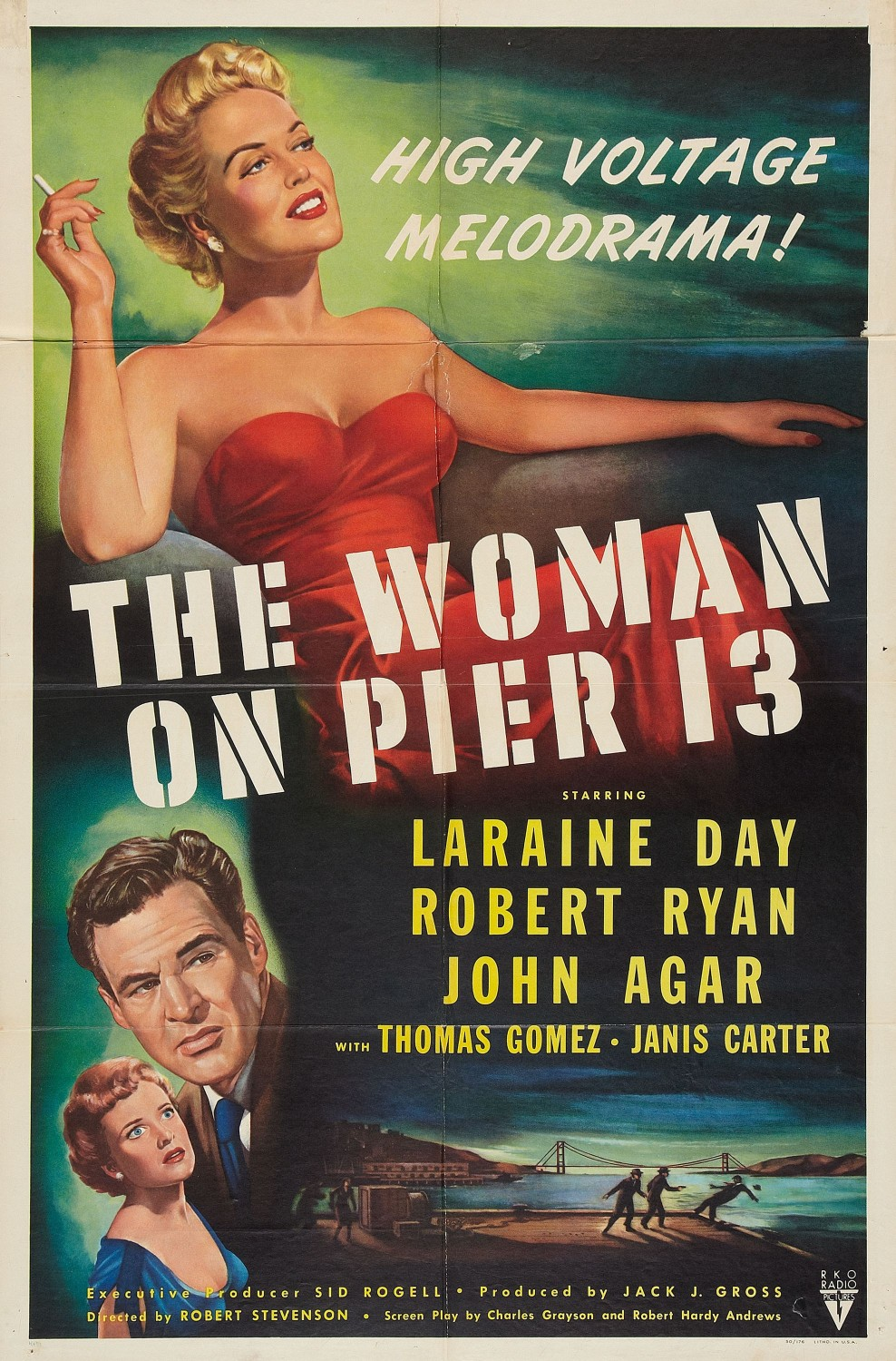 The Woman on Pier 13 (1950)