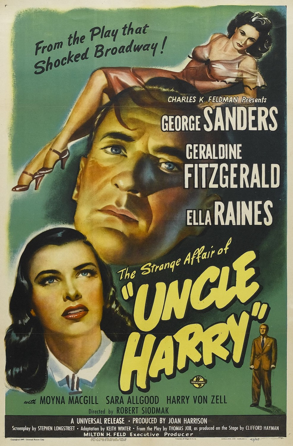 Uncle Harry (1945)