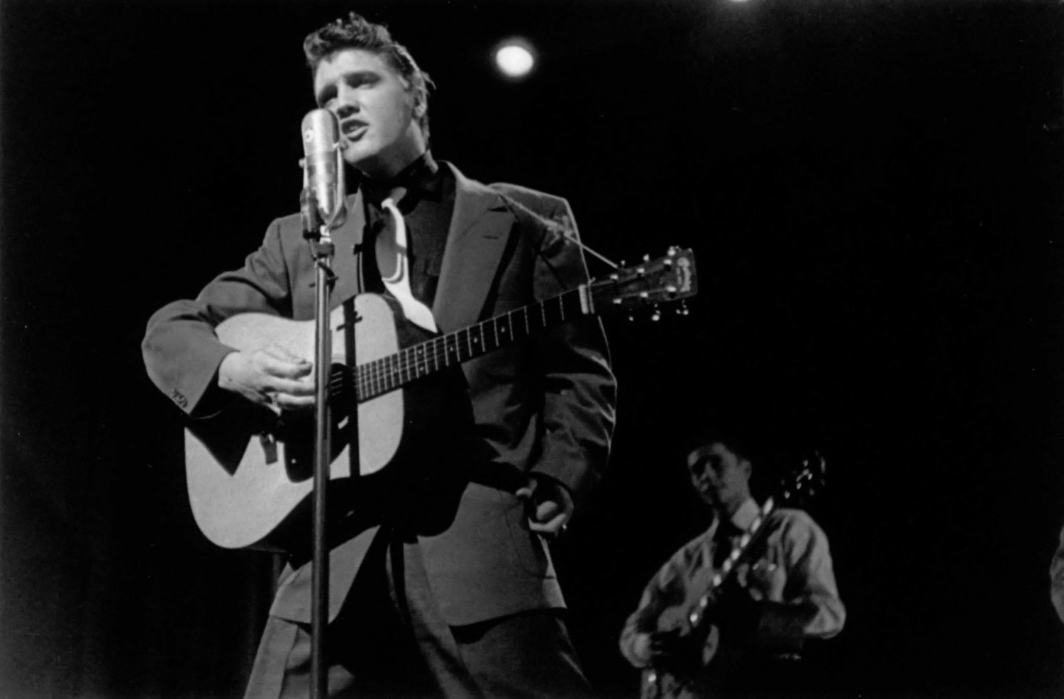 Elvis Presley Heartbreak Hotel I Was The One