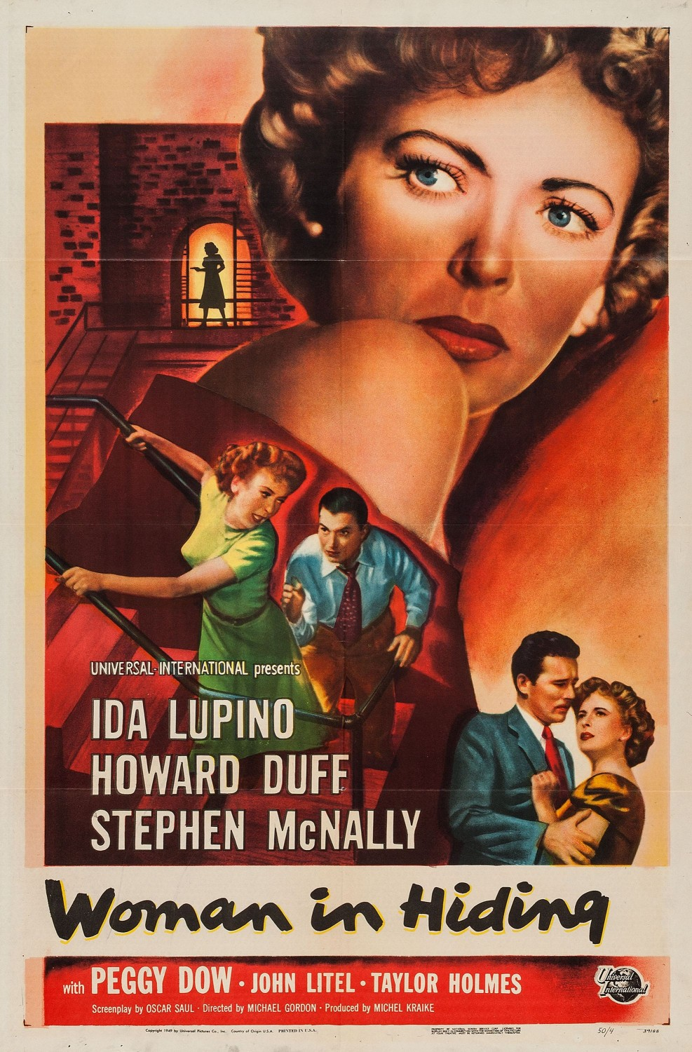 Woman in Hiding (1950)