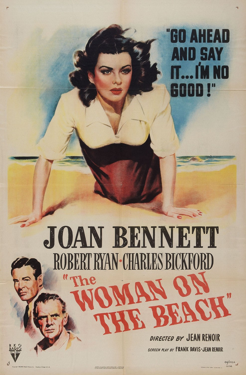 Woman on the Beach (1947)