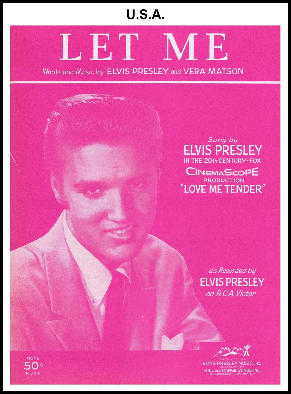 1956 - Let Me (USA 50c) (CHRIS GILES COLLECTION)