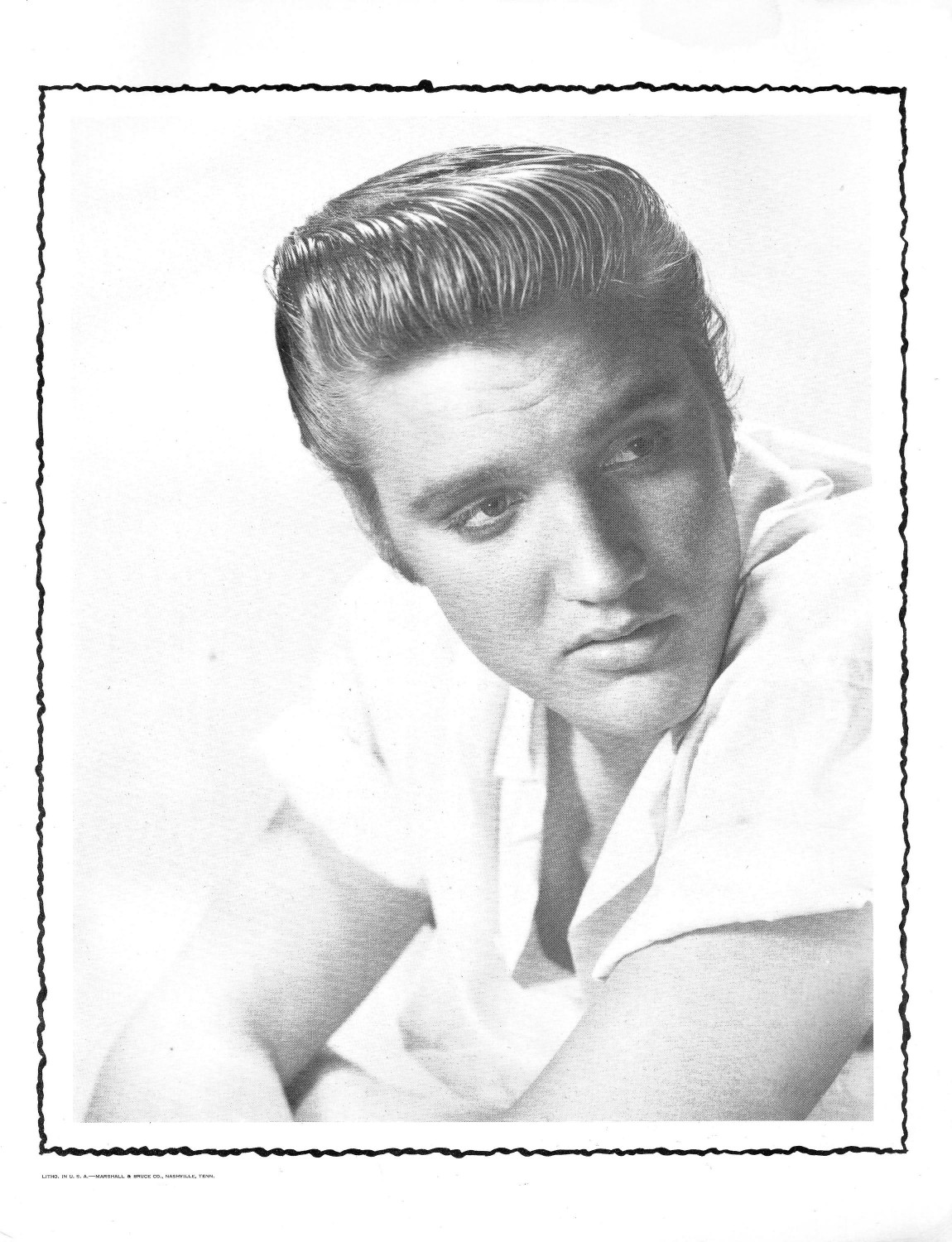 Elvis Presley Souvenir Photo Album (Juan Luis) 15