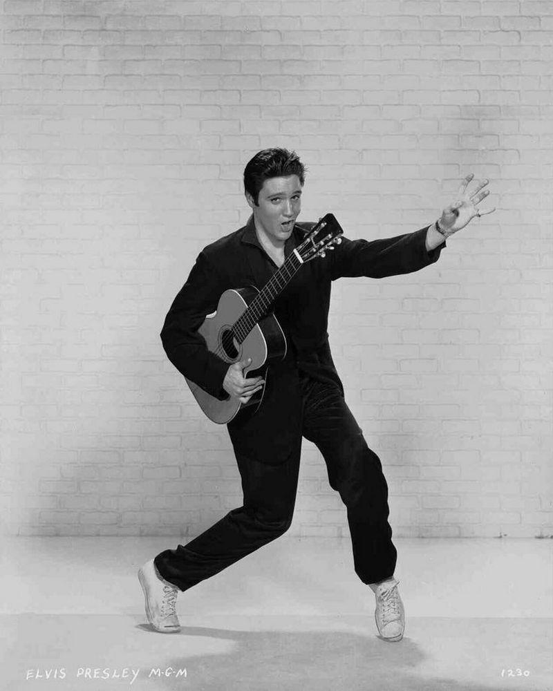 Jailhouse Rock (1957) publicity still 03