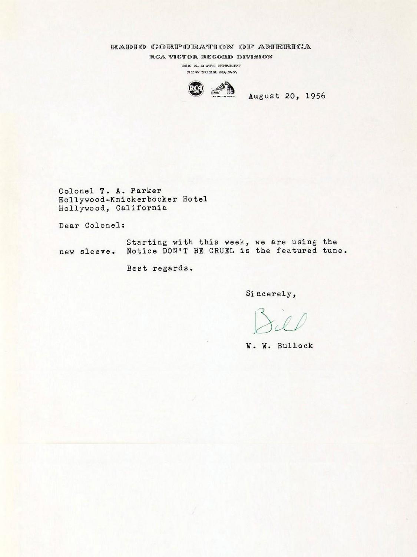 Letter August 20, 1956