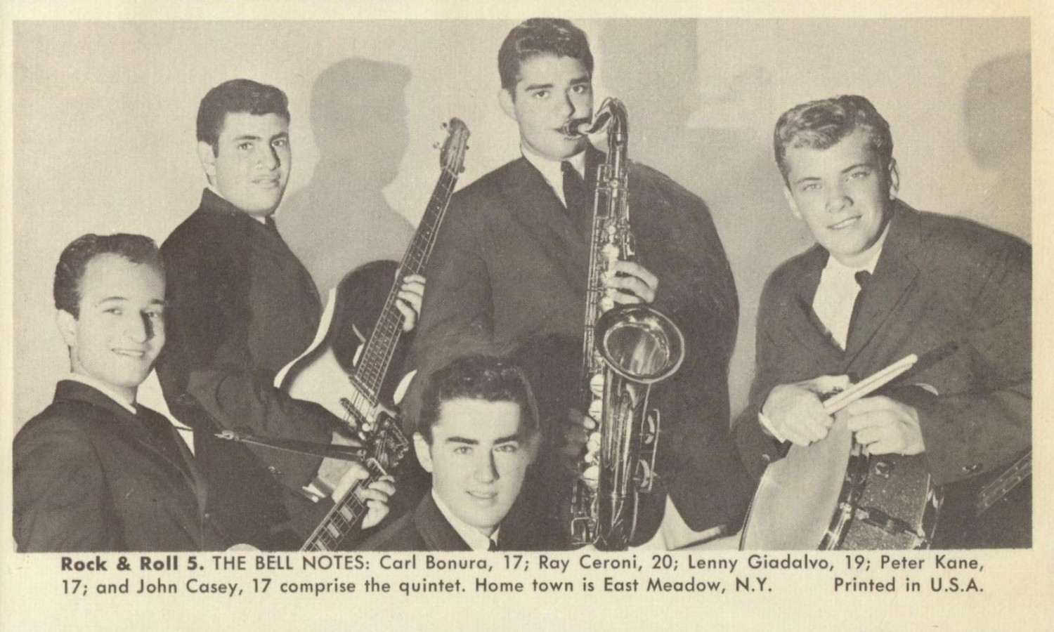 Nu Trading Cards (1959) Rock And Roll Stars 05