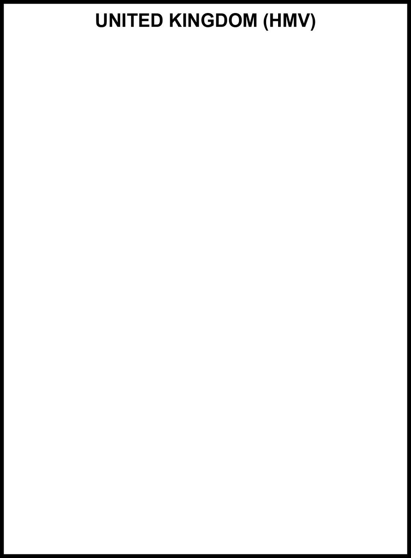 UK (HMV) empty frame