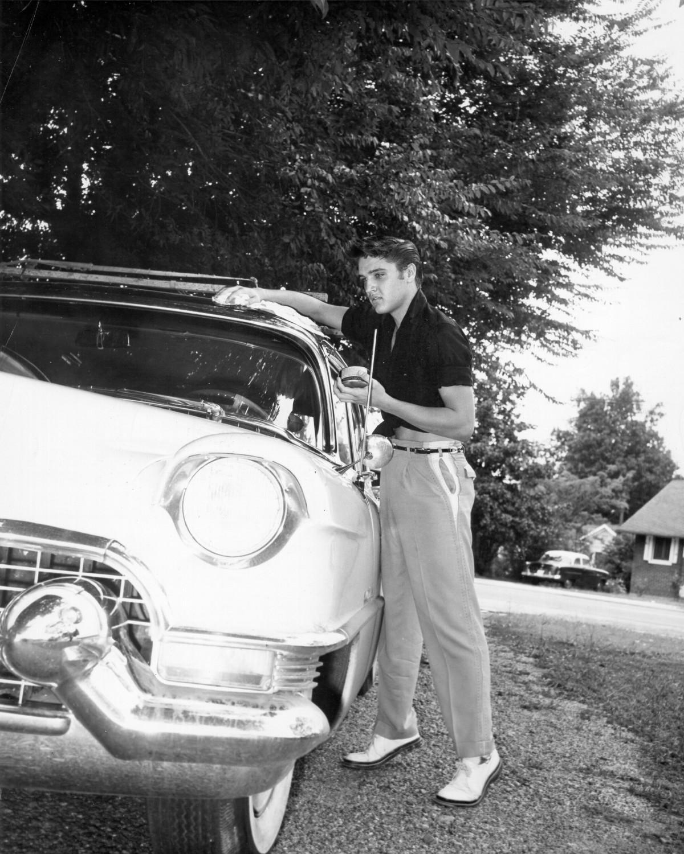 August 14 - 20 1955. 2414 Lamar