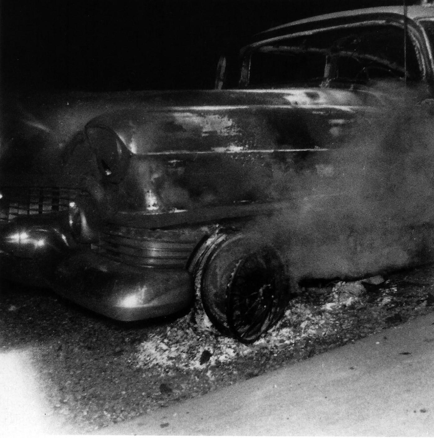1954 Cadillac June 7 1955.