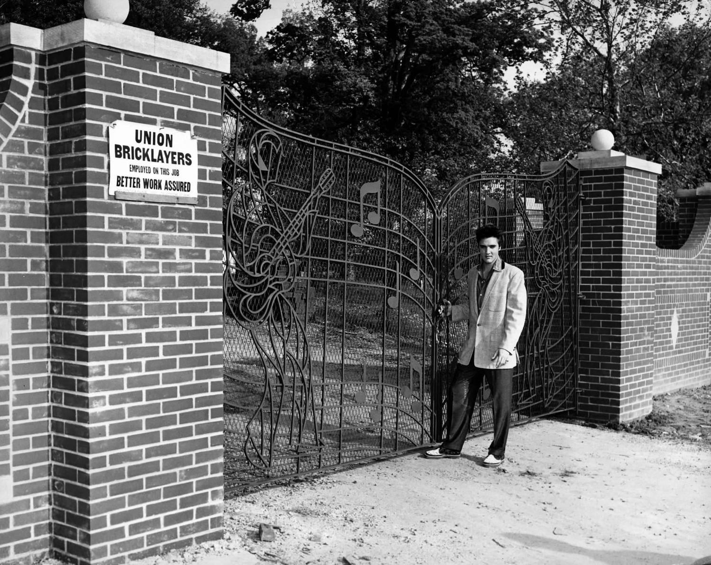 Graceland April 1957