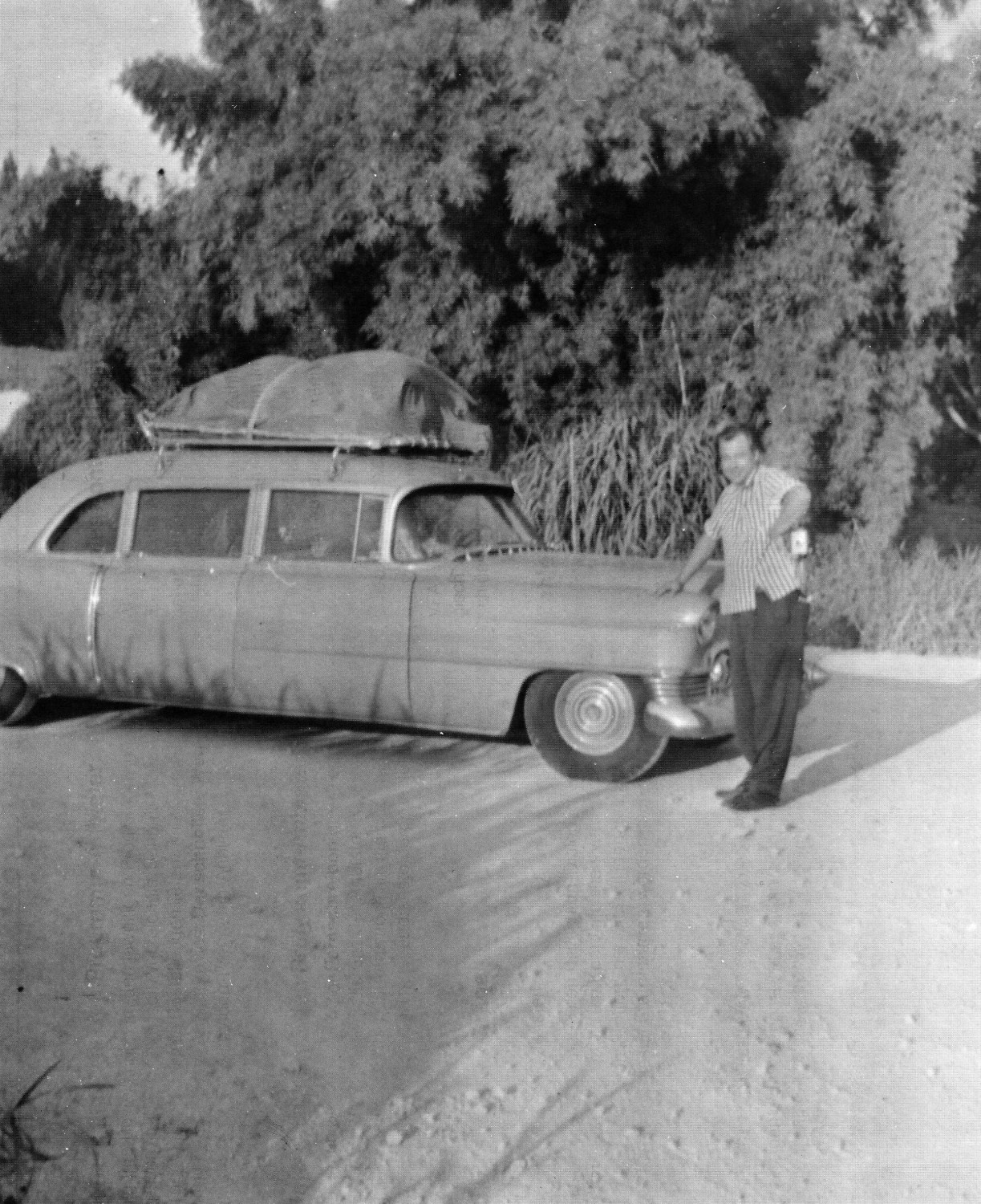 Bill Black '54 Cadillac Fleetwood Limo