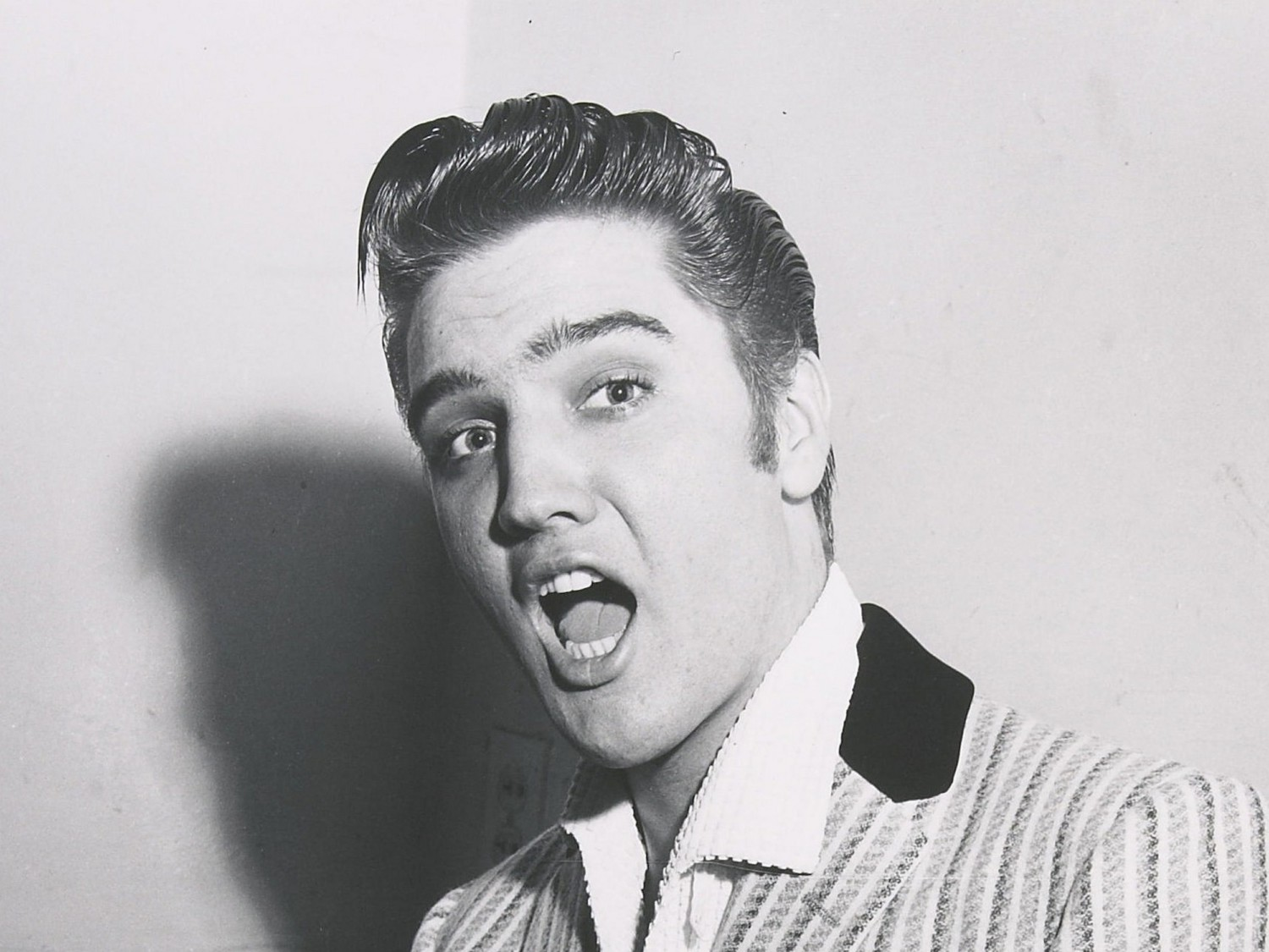 Elvis Presley Oakland Auditorium in California June 3, 1956