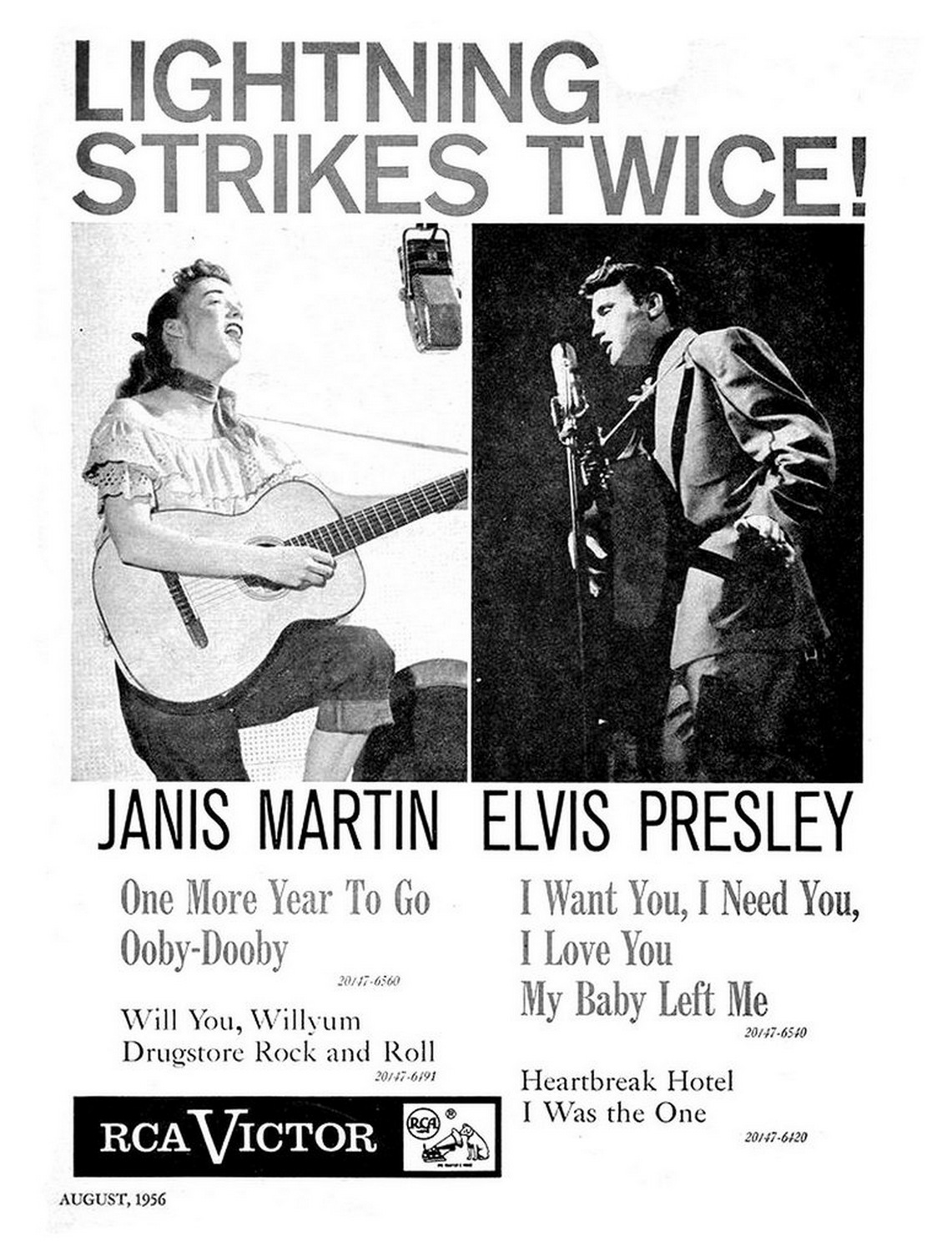 Janis Martin | Elvis – Echoes Of The Past